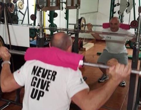 Programma di rieducazione posturale muscolare e anti-age